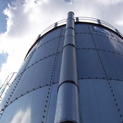 Biomassa opslag | KARA Energy Systems